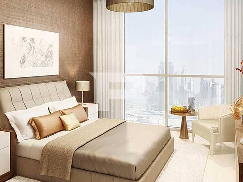 2 Luxurious I Designed Elegant I Mid Floor