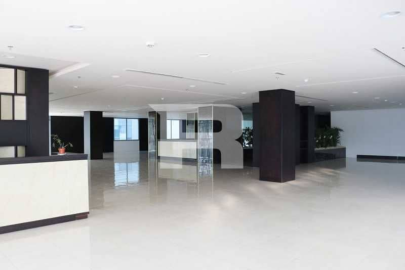 Huge office Fully Fitted  Prime location