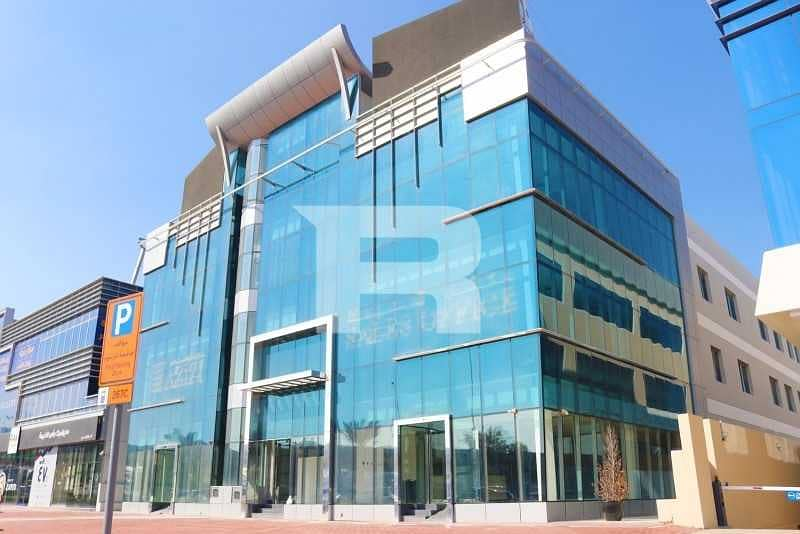 2 Huge office Fully Fitted  Prime location