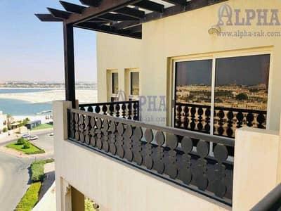 فلیٹ 2 غرفة نوم للبيع في قرية الحمراء، رأس الخيمة - Wonderful View! 2 Bedroom - Semi-Furnished