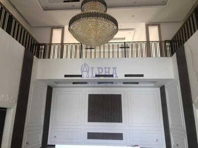 فیلا 6 غرف نوم للبيع في الظيت، رأس الخيمة - Modern design - high ceiling villa for sale