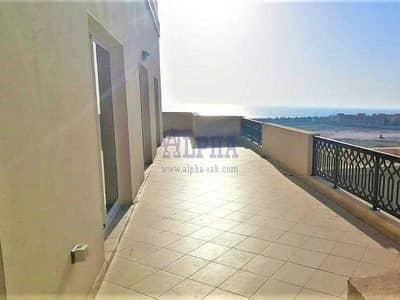 3 Bedroom Penthouse for Sale in Al Marjan Island, Ras Al Khaimah - Spectacular Sea View   3 BR+Maid's room!