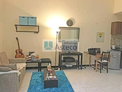 Studio for Sale in Jumeirah Village Circle (JVC), Dubai - Ground Floor with Terrace   Semi-Closed Kitchen