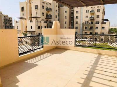 2 Bedroom Apartment for Sale in Remraam, Dubai - Closed Kitchen with Terrace | Huge Layout