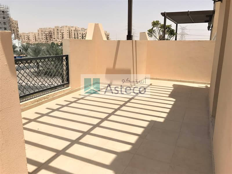 Balcony and Terrace | Inner Circle | Park View