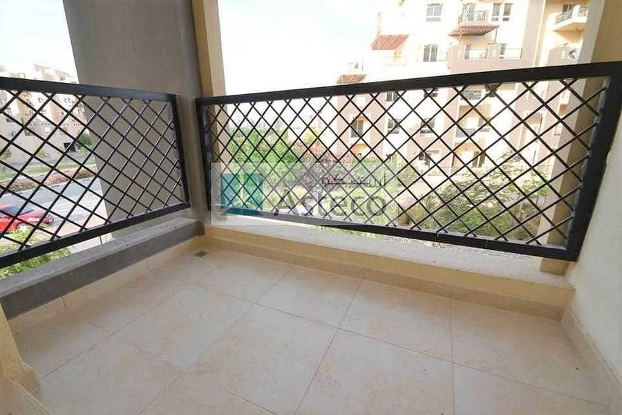 2 Balcony and Terrace | Inner Circle | Park View