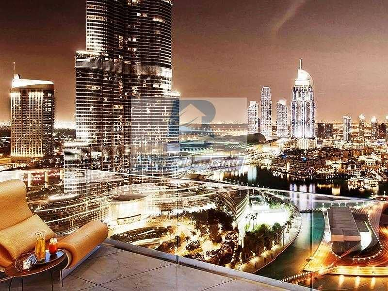 2 Superb and Luxury Penthouse with Fountain View with 5 Years Payment & Free Registration