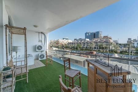 1 Bedroom Apartment for Sale in Jumeirah Village Circle (JVC), Dubai - Good Deal   Ready to Move   Jacuzzi