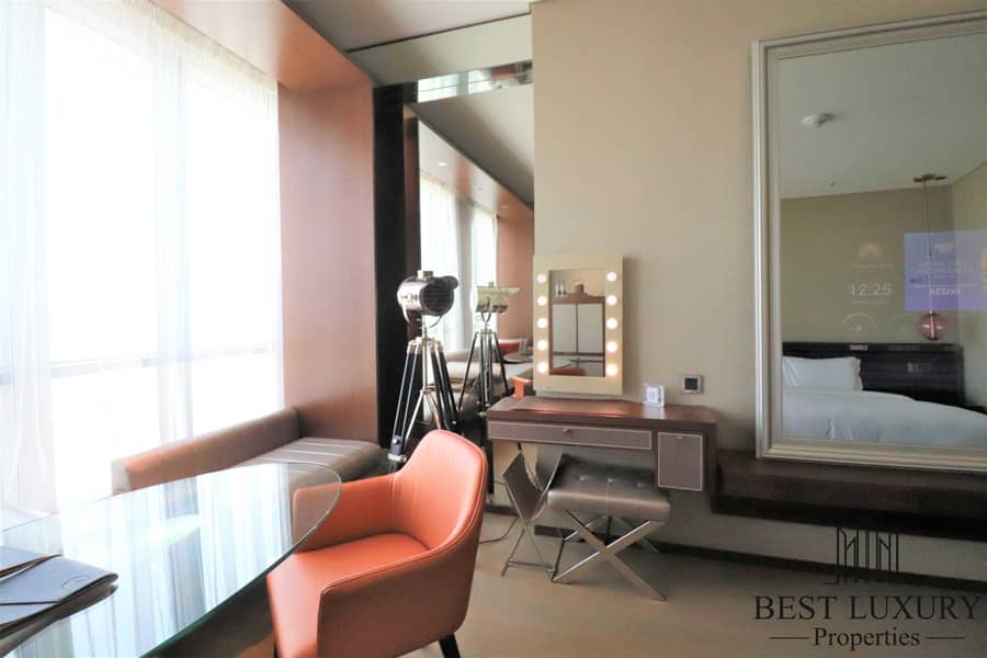 High ROI | Resale | Fully Furnished | Modern Interior