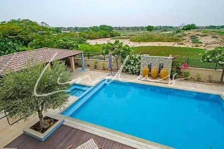 6 Bedroom Villa for Sale in Arabian Ranches, Dubai - Luxurious 6BR | Golf Course View | La Avenida