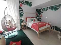 فیلا في المدينة المستدامة 3 غرف 160000 درهم - 4834891