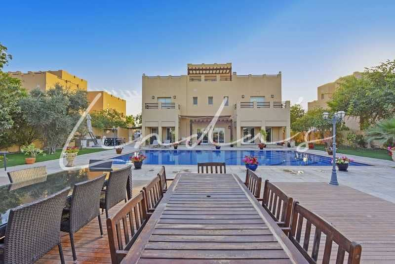 21 Golf Course View | L1 Type| Private Pool |