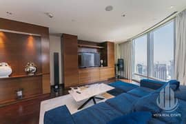 Furnished 2 Bedroom With Stunning View|Motivated Seller| Vacant