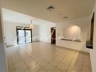 فلیٹ 3 غرف نوم للايجار في المدينة القديمة، دبي - Open House|Multiple Cheques | with Maids and Study