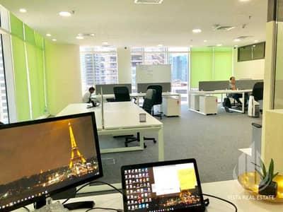 مکتب  للبيع في الخليج التجاري، دبي - Fitted Office for Sale in Business Bay I 2034 I Sq ft
