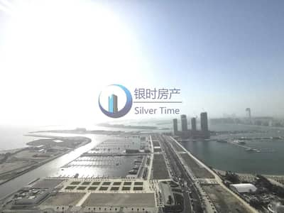 2 Bedroom Flat for Rent in Dubai Marina, Dubai - Stunning Full Sea View |  High Floor | Ready to Move
