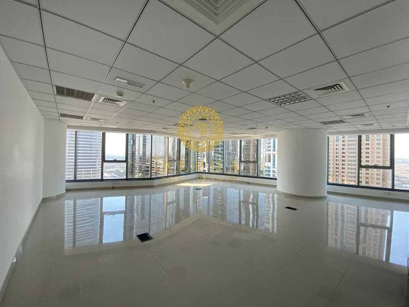 Deal of the Month ! Huge  office for sale in Platinum tower