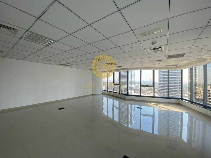 2 Deal of the Month ! Huge  office for sale in Platinum tower
