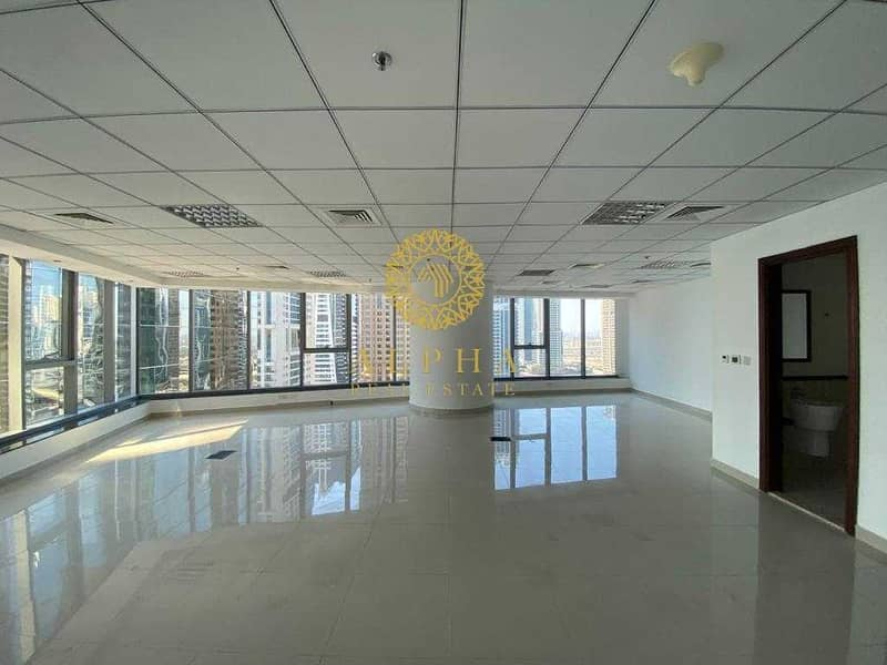 12 Deal of the Month ! Huge  office for sale in Platinum tower