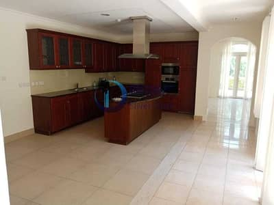 5 Bedroom Villa for Sale in Jumeirah Golf Estate, Dubai - Luxurious 5BR+ Maid   Store and Laundry Room   Redwood