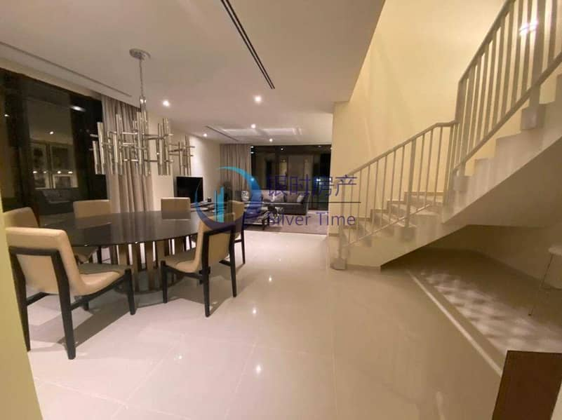 2 Huge Plot | TH-L-A | Brand new | Luxury Furnished