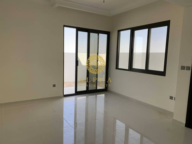 Amazing brand new 3bed+maid in Claret for 1.15M