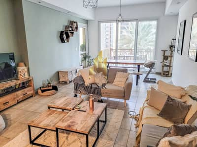 فلیٹ 2 غرفة نوم للبيع في نخلة جميرا، دبي - Spacious | Huge Balcony | Pool View