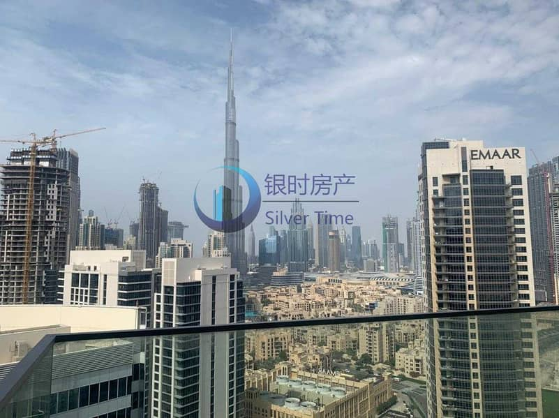 2 Stunning Burj Khalifa View   Brand  New  Modern2BR