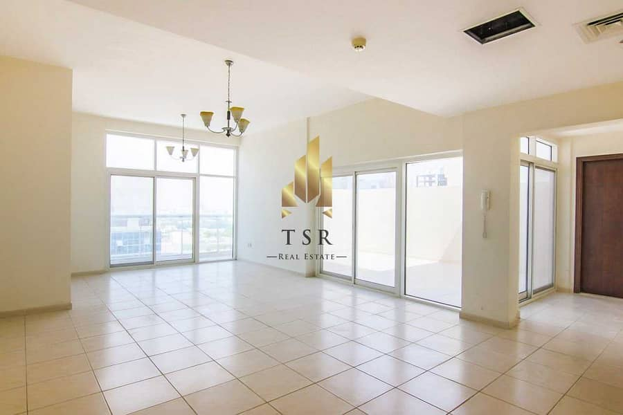 Spacious | Well Maintained | 2BR Apt