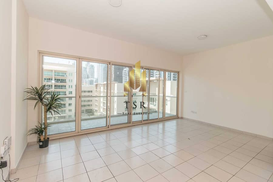 Well Maintain | 2BR+S | Pool View