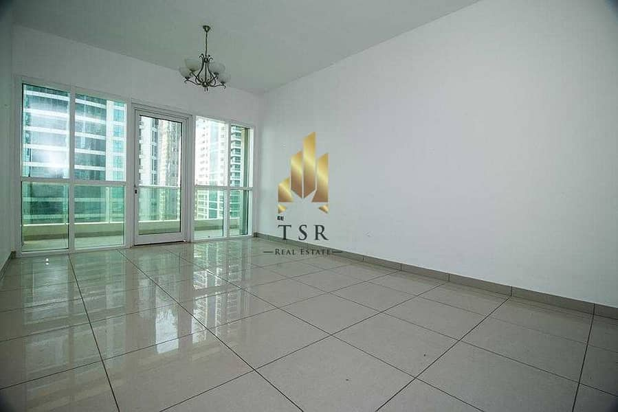 High Floor - Sea & marina View - Well Maintained