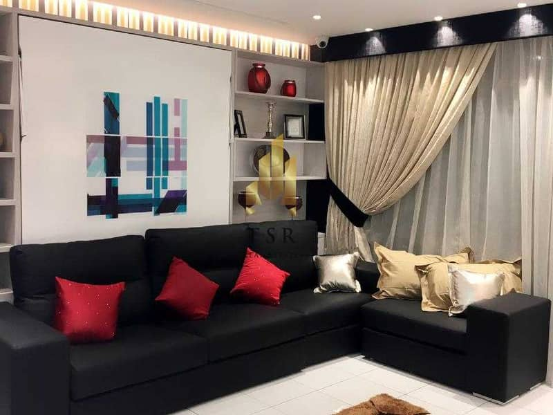 2 Fully Furnished |  Spacious 1BR | in Arjan