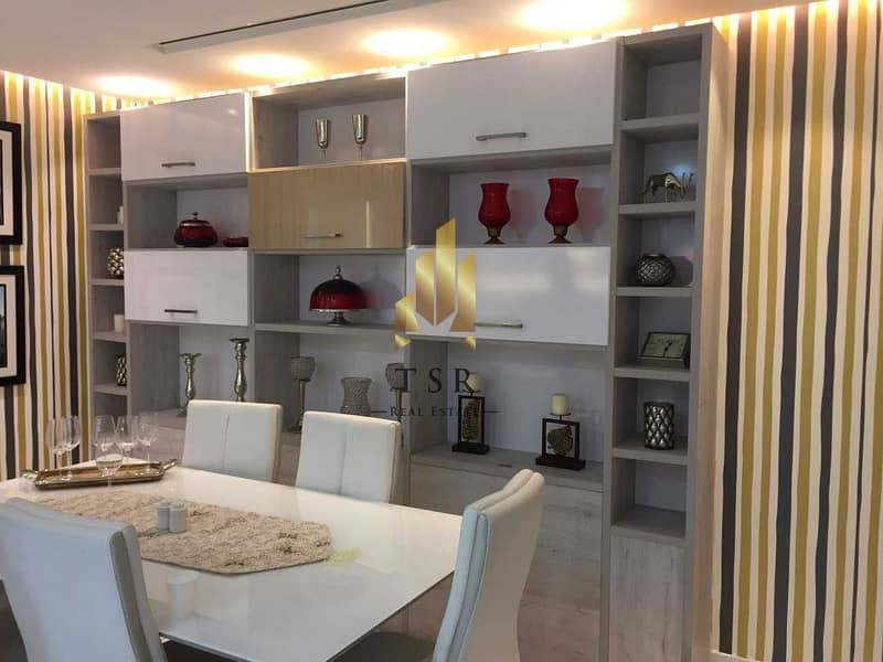 10 Fully Furnished |  Spacious 1BR | in Arjan