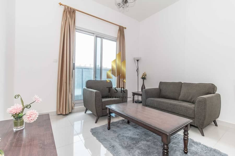 Spacious | Furnished  Apartment | Sport city