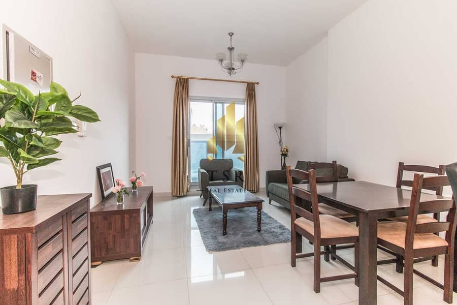 2 Spacious | Furnished  Apartment | Sport city