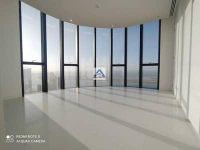 شقة 4 غرف نوم للايجار في المركزية، أبوظبي - 0% Commission Sea / City View Facilities WTC
