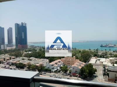 5 Bedroom Flat for Rent in Corniche Area, Abu Dhabi - Beautiful and Large 5 bhk ! Balcony & Parking
