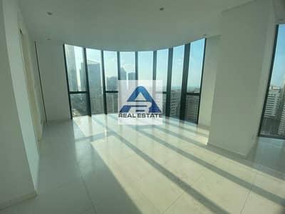 فلیٹ 2 غرفة نوم للايجار في المركزية، أبوظبي - 0 % Commission - Two Bhk Duplex with Facilities - Offer