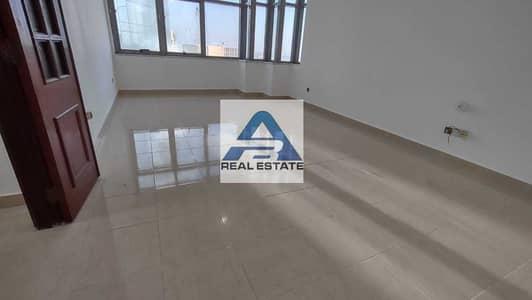 3 Bedroom Apartment for Rent in Al Khalidiyah, Abu Dhabi - Three bedrooms ! balcony ! Store ! in Khalidia