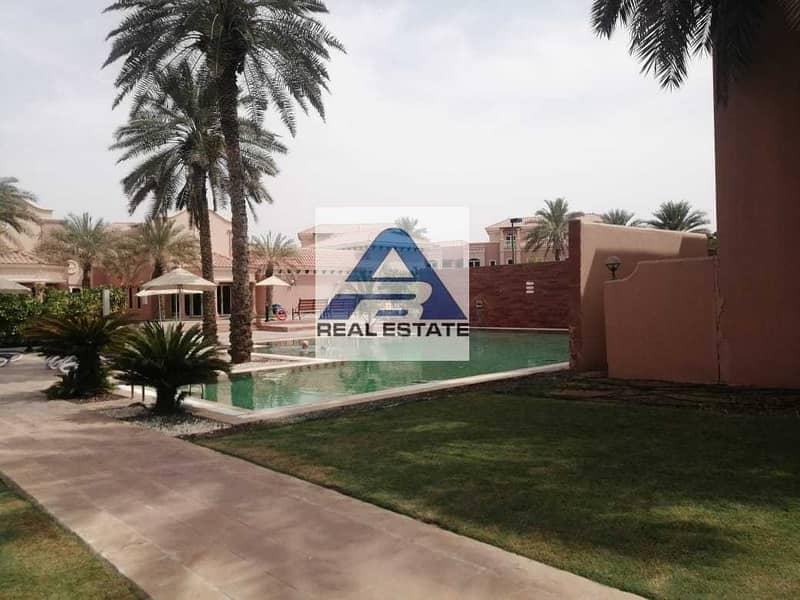 فیلا في فلل واحة النخيل المشرف 5 غرف 190000 درهم - 4312245