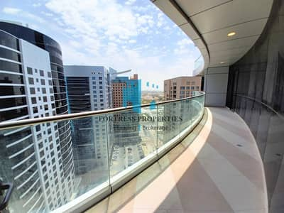 2 Bedroom Apartment for Rent in Corniche Area, Abu Dhabi - Brand New Luxury 2BR + Maids Apartment | Complete AMENITIES !!