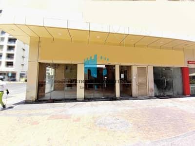 محل تجاري  للايجار في منطقة النادي السياحي، أبوظبي - 615 SQ FT /150 SQM