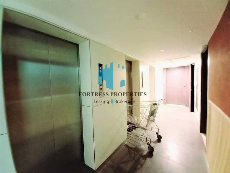 26 Corner Showroom   Prime Location in Corniche   GF + Mezz   6