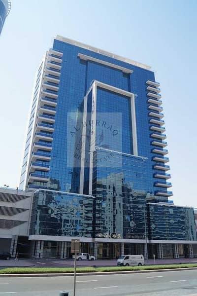 شقة 2 غرفة نوم للايجار في الخليج التجاري، دبي - SPACIOUS 2 BHK IN BUSINESS BAY READY TO MOVE WITH LARGE TERRACE