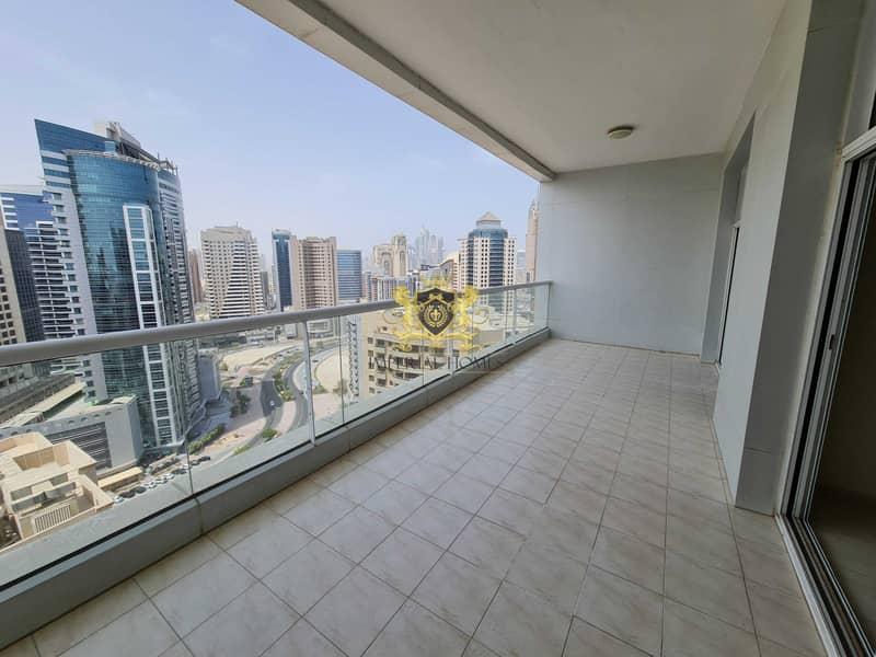 2 1 Bed   with Balcony   930sqft Al Fahad 2  Tecom @45k