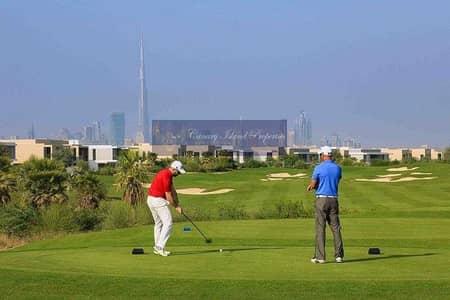 ارض سكنية  للبيع في دبي هيلز استيت، دبي - Corner Plot ! Emerald Hills ! Middle Row