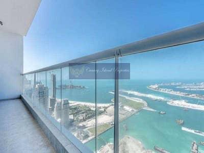 3 Bedroom Apartment for Sale in Dubai Marina, Dubai - Exclusive Unit | Full  Sea View | High floor