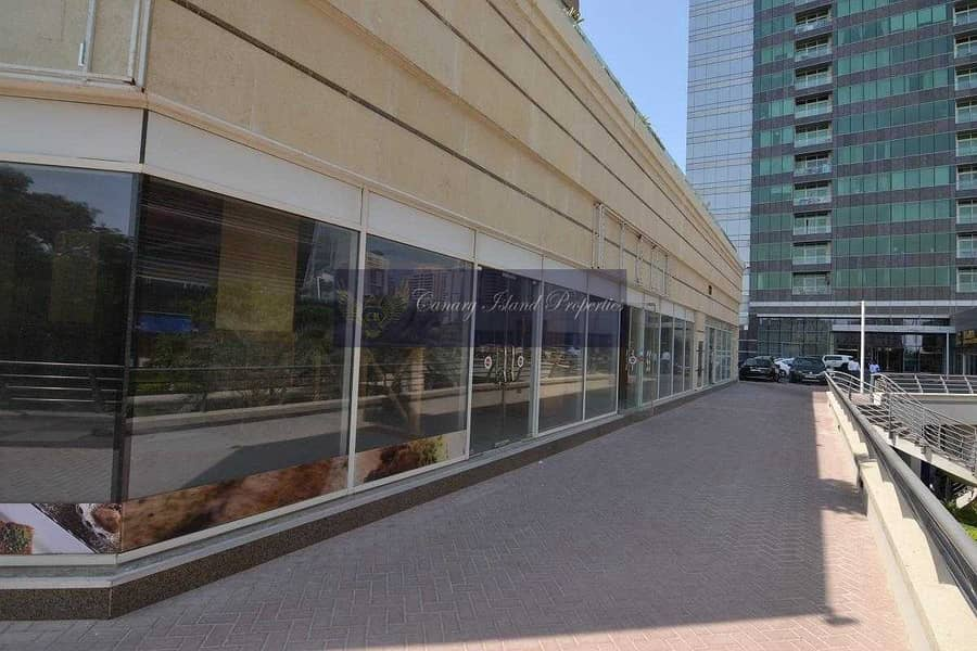 Podium Retail | High Power | Huge Space for Sale at JLT.