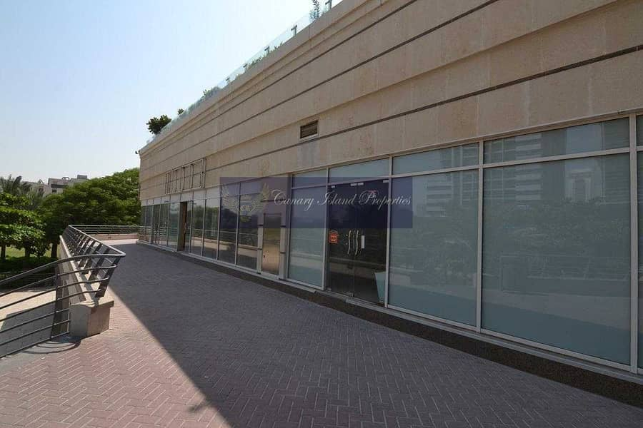 2 Podium Retail | High Power | Huge Space for Sale at JLT.