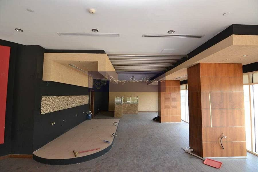 9 Podium Retail | High Power | Huge Space for Sale at JLT.